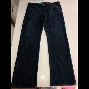 Ag Adriano goldschmied hero relaxed jeans 38 x 34